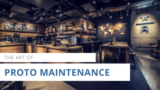 Design, Codes, & The Customer Experience: The Art Of Proto Maintenance