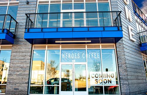 Heroes Coffee Company
